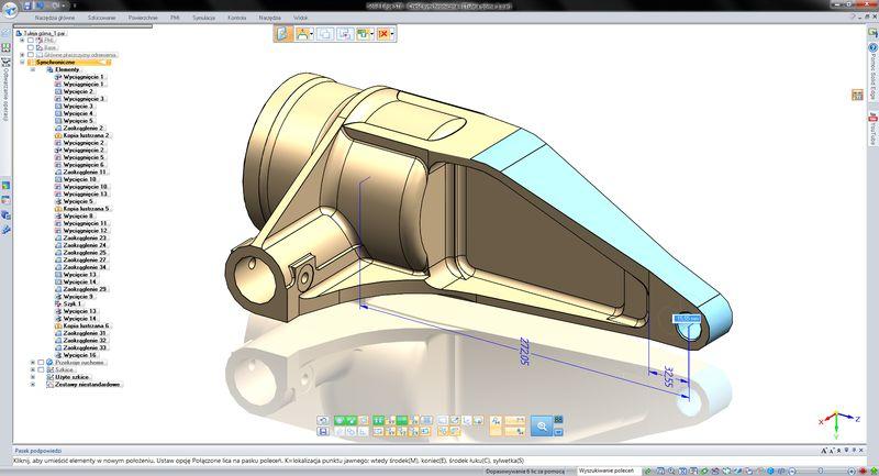 ak ponownie wykorzystać i modyfikować istniejące projekty CAD oraz elastycznie edytować zaimportowaną geometrię