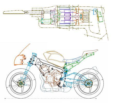 NX layout