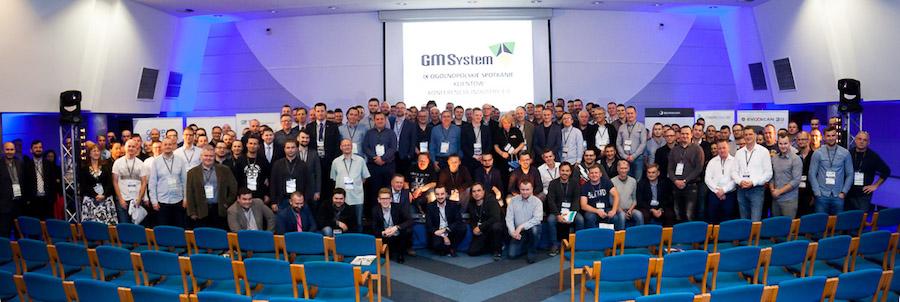 IX Ogólnopolskie Spotkanie Klientów GM System