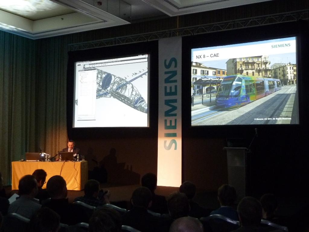 Goście premiery NX8 mieli możliwość szczegółowego zapoznania się znowościami najnowszej wersji tego rozwiązania.