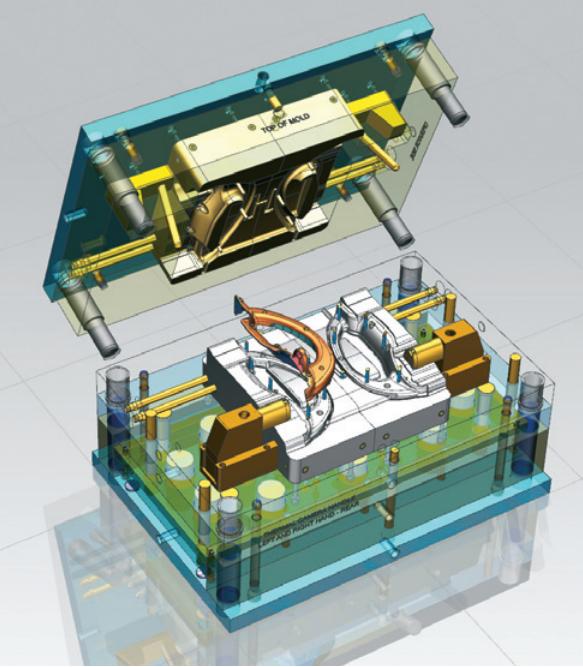 NX8 to kolejny etap doskonalenia potężnych narzędzi do projektowania, również dedykowanych dla konkretnych branż inżynierskich, np. dla projektowania form wtryskowych.