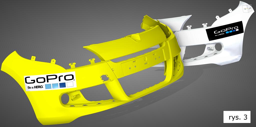 modelowanie nadwozia samochodu