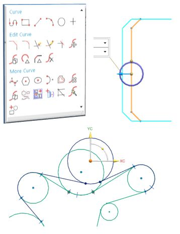 Komponenty 2D