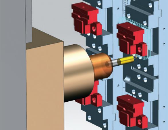 Najnowsza wersja NX8 zdecydowanie podniosła poprzeczkę w zakresie rozwiązań do wytwarzania z zastosowaniem obrabiarek CNC.