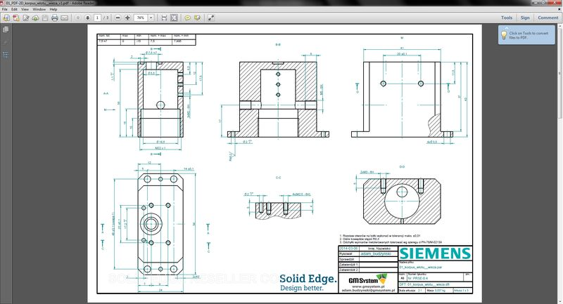 Wymiana informacji między inżynierami za pomocą różnych formatów plików