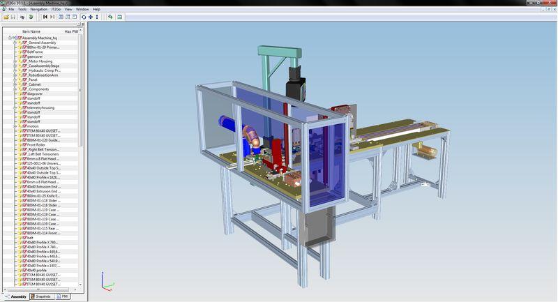 Jak usprawnić proces projektowania maszyn