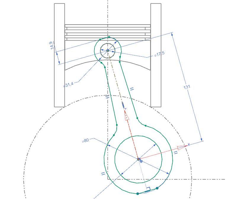 Szybka edycja geometrii w kontekście złożenia 2D