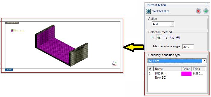 Nowy moduł do symulacji wtrysku detali z etykietami w Moldex3D R15