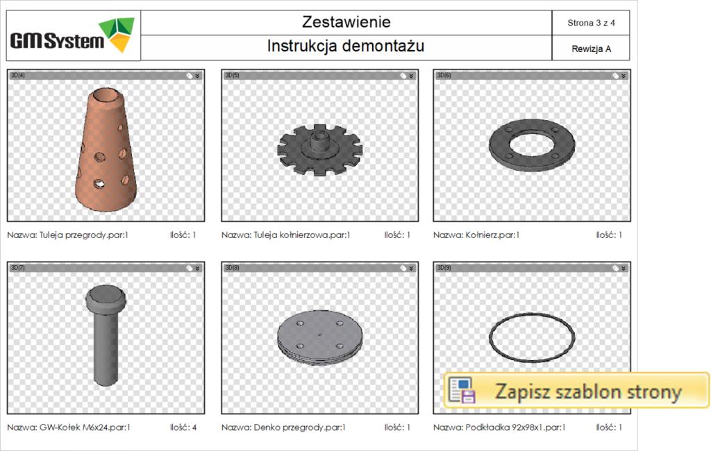 Solid Edge 3D Publishing – tworzenie i wykorzystanie szablonów dokumentów oraz stron