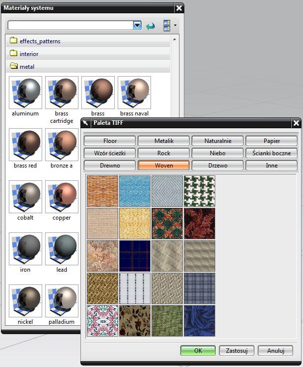 Rozbudowane narzędzia renderingu w NX