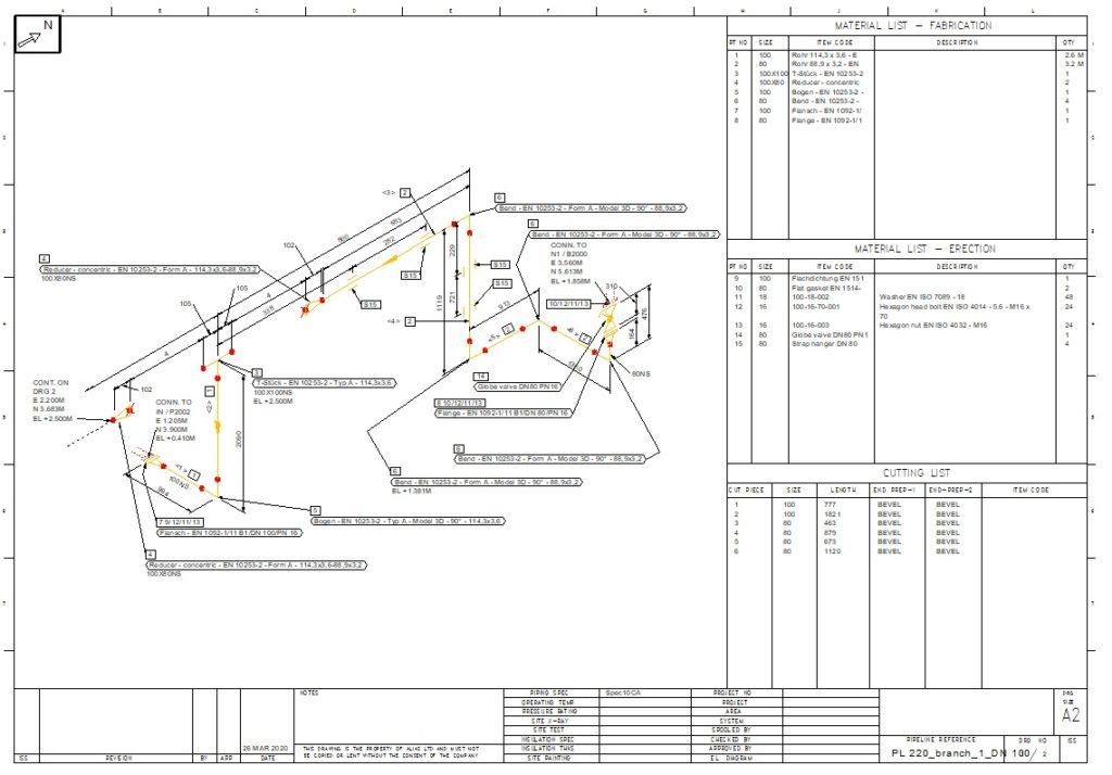 solid edge projektowanie rurociągów