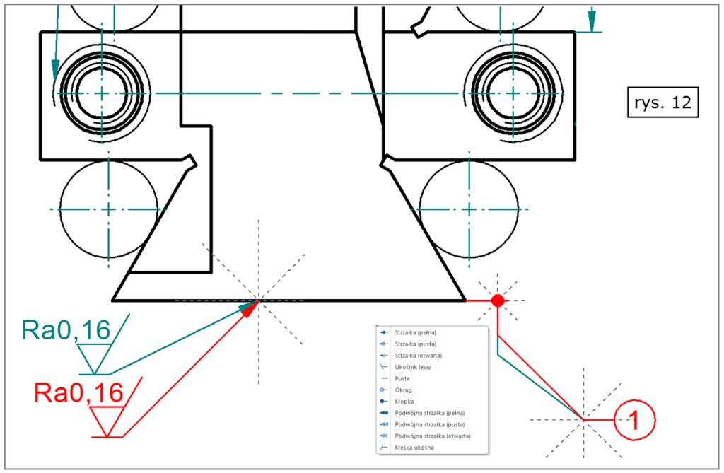Wspomaganie tworzenia i edycji adnotacji technologicznych w Solid Edge ST8