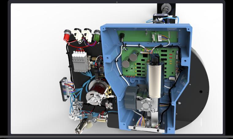 SolidEdge moduly specjalizowane