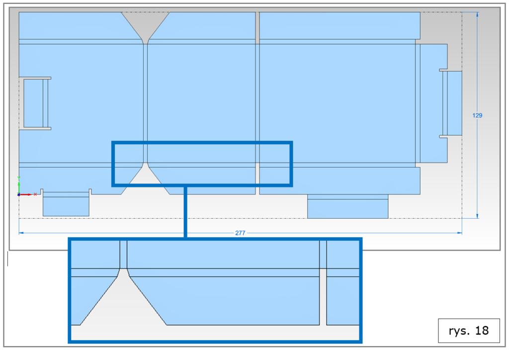 sheet metal rozkrój 3d