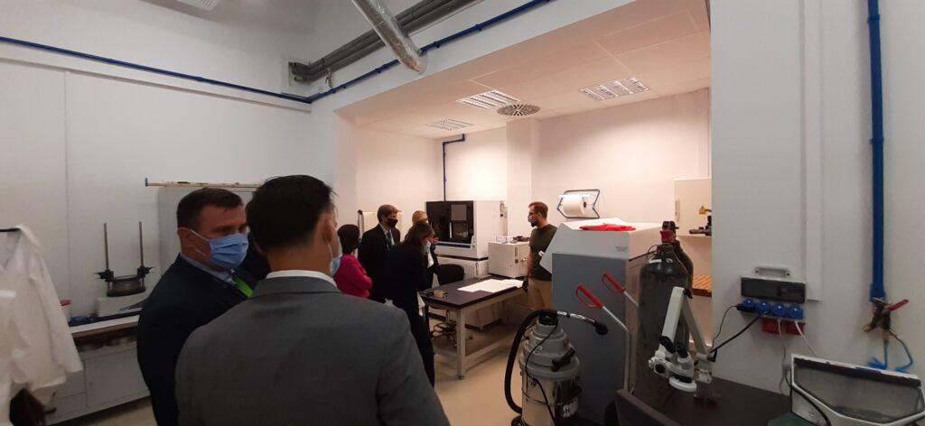 Laboratorium Druku 3D Sieć Badawcza Łukasiewicz Instytut Lotnictwa