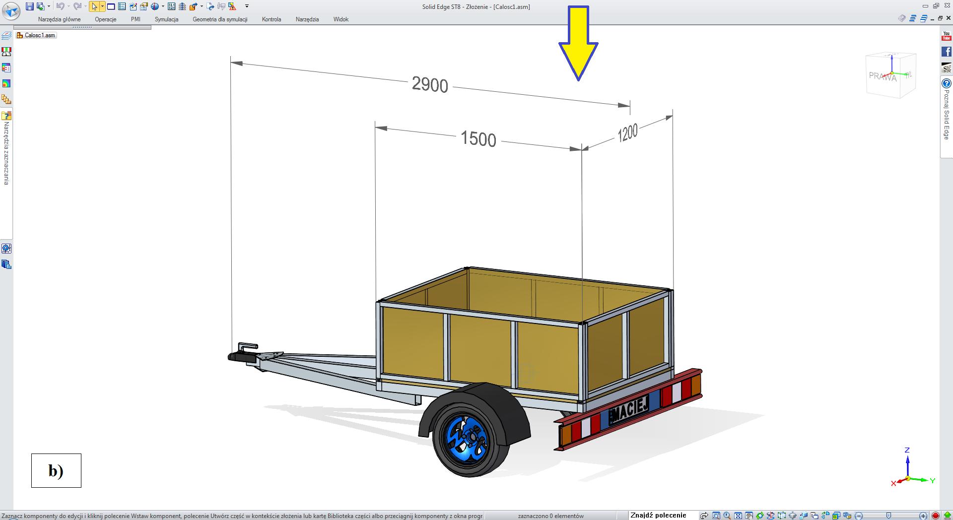 Etap 1 konfiguratora, rozpoczęcie procesu