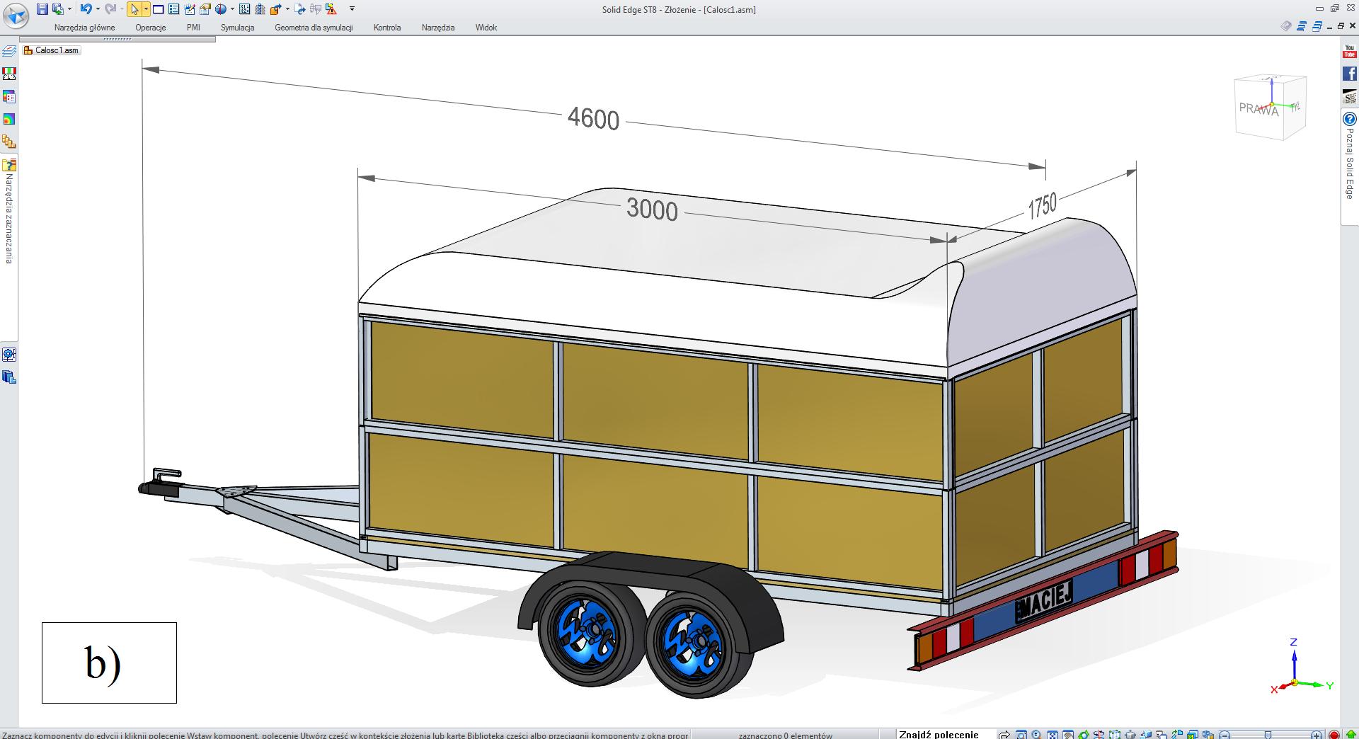 Etap 6 konfiguratora, zakończenie pracy, wyświetlenie zestawienia zbiorczego wprowadzonych parametrów