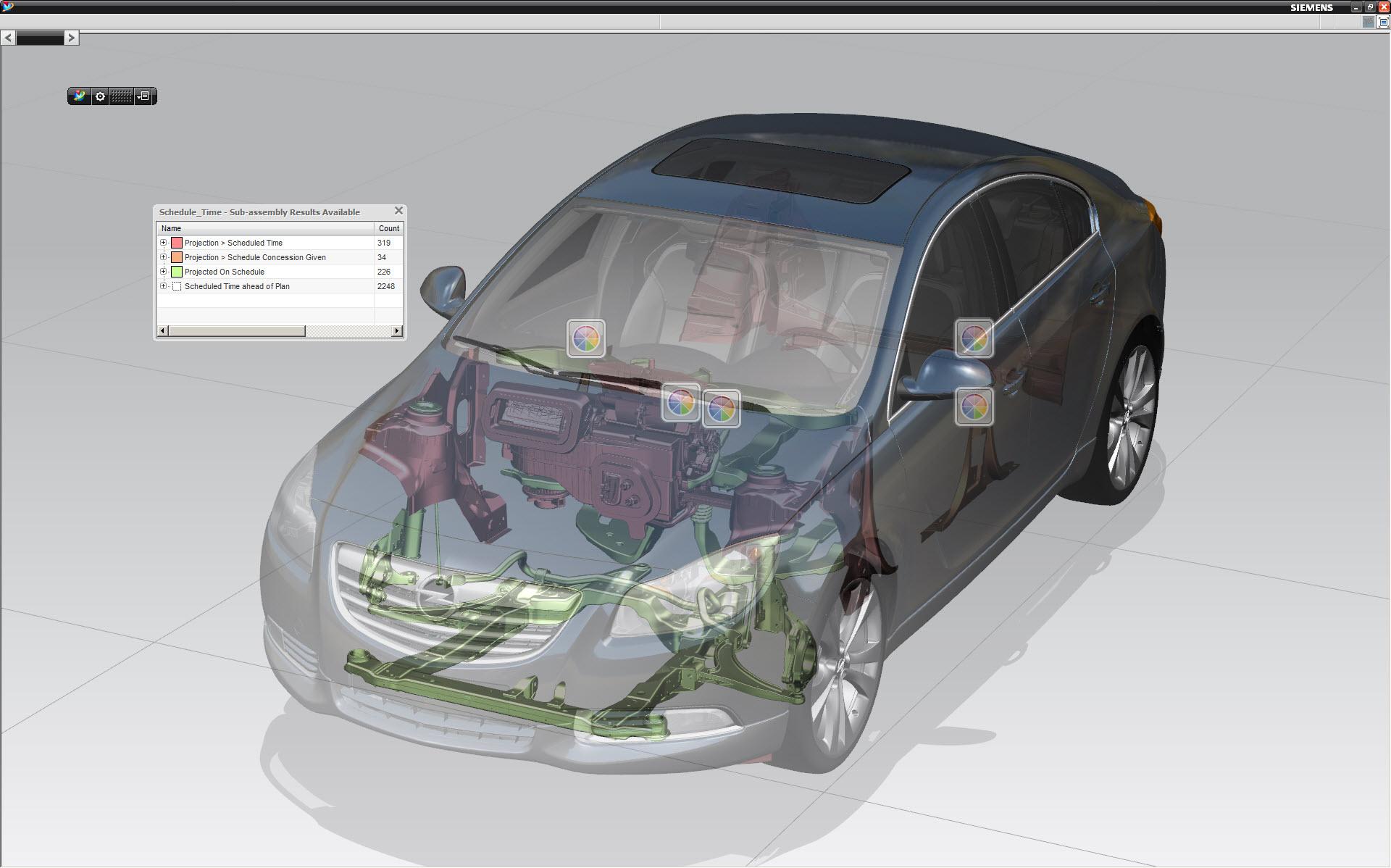 Zastosowanie NX w branży motoryzacyjnej