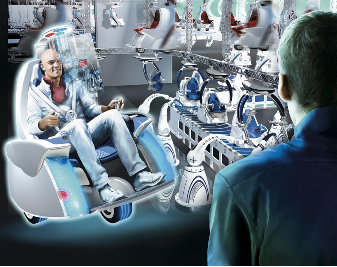 Digitalizacja procesu produkcji