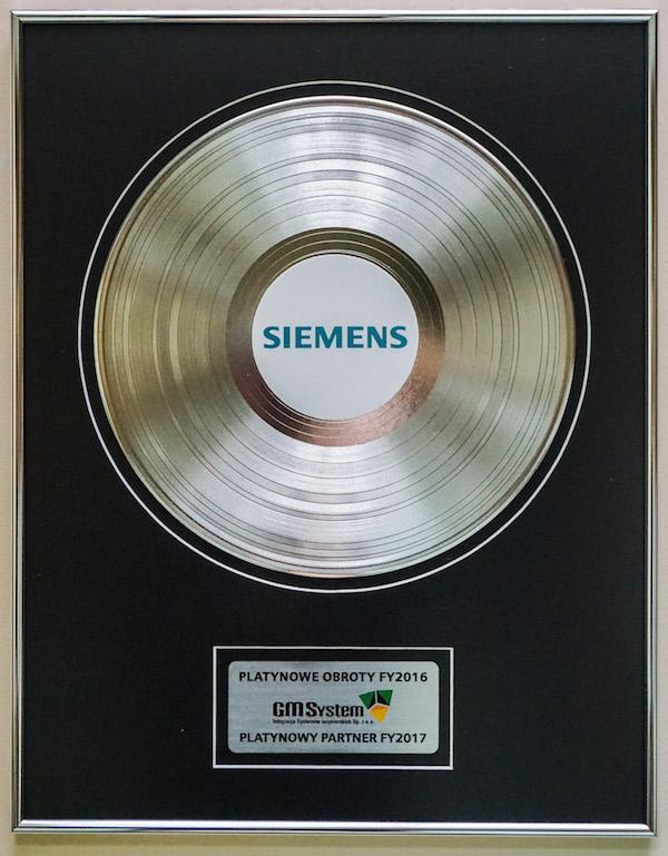 GM System Platynowym Partnerem Siemens Industry Software