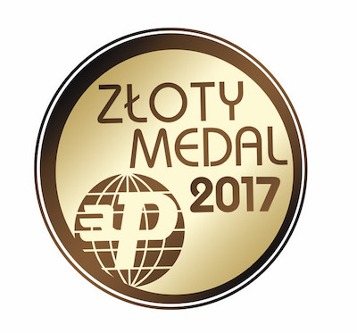 Złoty Medal Targów ITM 2017 w Poznaniu
