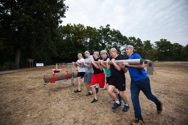 Strongman Challenge podczas Spotkania Klientów GM System