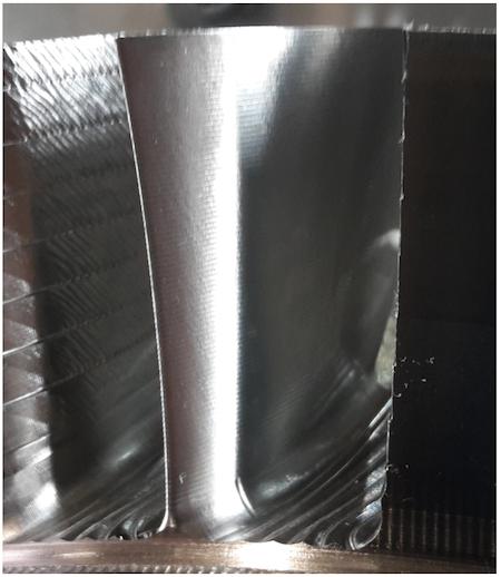 Frezowanie 5D Multi Blade: obróbka wirników