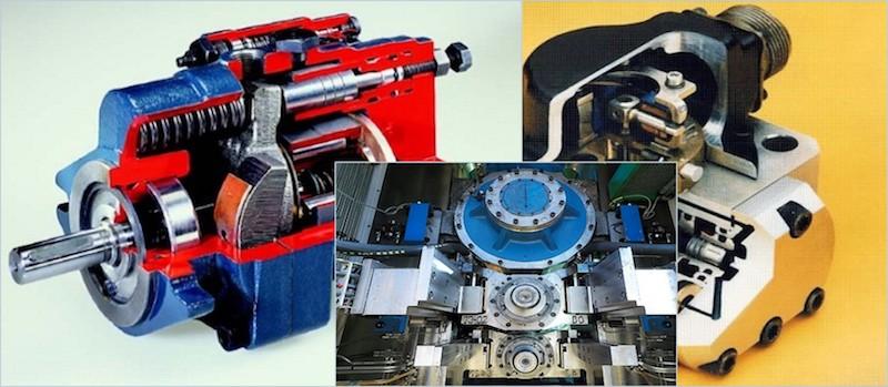 Komponenty i systemy hydrauliczne