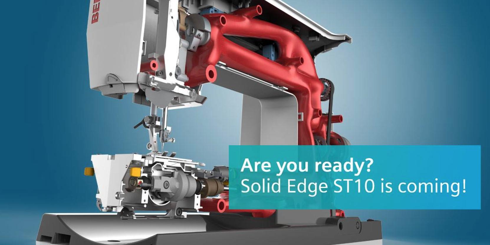 Premiera Solid Edge ST10