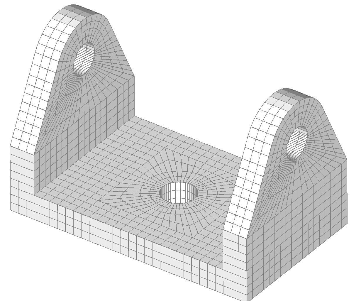 Szybkie budowanie modeli obliczeniowych w Femap