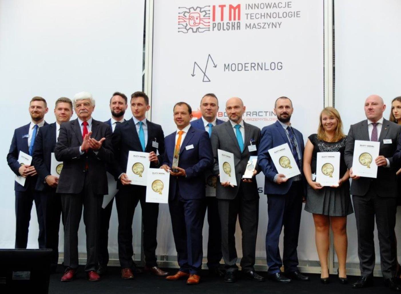 Złoty Medal Targów ITM dla stoiska SIEMENS, KUKA, GM System