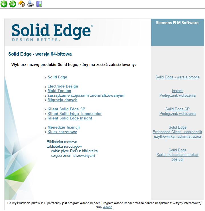 Solid Edge ST7 z wbudowaną wersją polską!